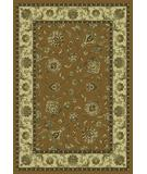 RugStudio presents KAS Monte Carlo II Mahal 8321 Beige Ivory Machine Woven, Good Quality Area Rug